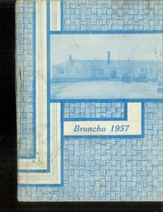Page 1, 1957 Edition, Alsen High School - Broncho Yearbook (Alsen, ND) online yearbook collection