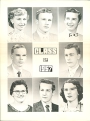 Page 8, 1957 Edition, Alsen High School - Broncho Yearbook (Alsen, ND) online yearbook collection