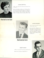 Page 12, 1962 Edition, Alsen High School - Broncho Yearbook (Alsen, ND) online yearbook collection