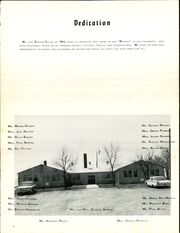 Page 6, 1962 Edition, Alsen High School - Broncho Yearbook (Alsen, ND) online yearbook collection
