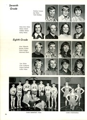 Page 14, 1974 Edition, Alsen High School - Broncho Yearbook (Alsen, ND) online yearbook collection