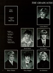 Page 8, 1978 Edition, Alsen High School - Broncho Yearbook (Alsen, ND) online yearbook collection