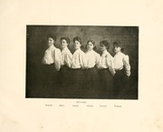 Page 15, 1906 Edition, Davenport College - Galax Yearbook (Lenoir, NC) online yearbook collection