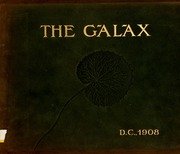 1908 Edition, Davenport College - Galax Yearbook (Lenoir, NC)