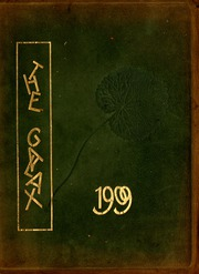 1909 Edition, Davenport College - Galax Yearbook (Lenoir, NC)