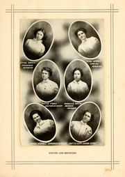 Page 9, 1910 Edition, Davenport College - Galax Yearbook (Lenoir, NC) online yearbook collection