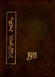 1911 Edition, Davenport College - Galax Yearbook (Lenoir, NC)