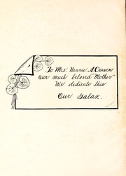 Page 6, 1913 Edition, Davenport College - Galax Yearbook (Lenoir, NC) online yearbook collection