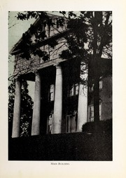 Page 13, 1933 Edition, Davenport College - Galax Yearbook (Lenoir, NC) online yearbook collection