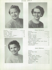 Page 10, 1958 Edition, Davenport High School - Dragon Yearbook (Davenport, ND) online yearbook collection