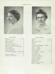 Page 13, 1958 Edition, Davenport High School - Dragon Yearbook (Davenport, ND) online yearbook collection