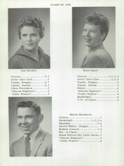 Page 14, 1958 Edition, Davenport High School - Dragon Yearbook (Davenport, ND) online yearbook collection
