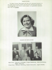 Page 4, 1958 Edition, Davenport High School - Dragon Yearbook (Davenport, ND) online yearbook collection