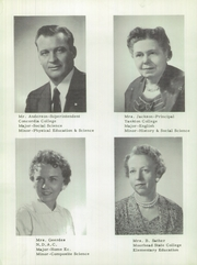 Page 6, 1958 Edition, Davenport High School - Dragon Yearbook (Davenport, ND) online yearbook collection