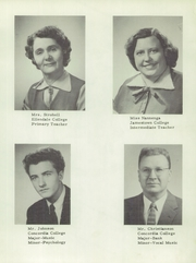 Page 7, 1958 Edition, Davenport High School - Dragon Yearbook (Davenport, ND) online yearbook collection
