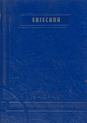 1946 Edition, Erie High School - Eriecana Yearbook (Erie, ND)