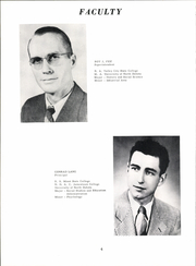 Page 10, 1954 Edition, Grandin High School - Eagle Yearbook (Grandin, ND) online yearbook collection