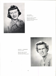 Page 11, 1954 Edition, Grandin High School - Eagle Yearbook (Grandin, ND) online yearbook collection