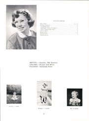 Page 15, 1954 Edition, Grandin High School - Eagle Yearbook (Grandin, ND) online yearbook collection
