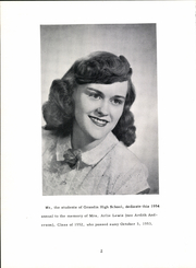 Page 8, 1954 Edition, Grandin High School - Eagle Yearbook (Grandin, ND) online yearbook collection