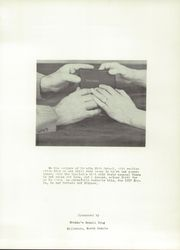 Page 7, 1957 Edition, Grandin High School - Eagle Yearbook (Grandin, ND) online yearbook collection