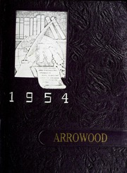 Page 1, 1954 Edition, Kensal High School - Arrowood Yearbook (Kensal, ND) online yearbook collection
