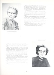 Kensal High School - Arrowood Yearbook (Kensal, ND) online yearbook collection, 1954 Edition, Page 21