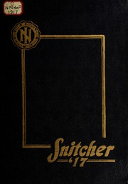 1917 Edition, State Normal and Industrial School - Snitcher Yearbook (Ellendale, ND)