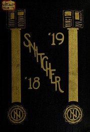 1918 Edition, State Normal and Industrial School - Snitcher Yearbook (Ellendale, ND)