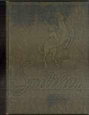 1956 Edition, State Normal and Industrial School - Snitcher Yearbook (Ellendale, ND)
