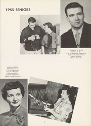 Page 15, 1956 Edition, State Normal and Industrial School - Snitcher Yearbook (Ellendale, ND) online yearbook collection