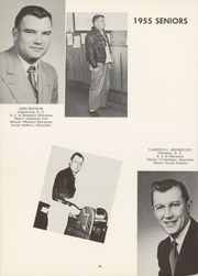 Page 16, 1956 Edition, State Normal and Industrial School - Snitcher Yearbook (Ellendale, ND) online yearbook collection