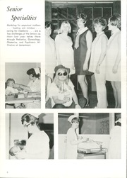 Page 10, 1970 Edition, Trinity Hospital School of Nursing - Trin I Views Yearbook (Minot, ND) online yearbook collection