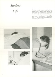 Page 6, 1970 Edition, Trinity Hospital School of Nursing - Trin I Views Yearbook (Minot, ND) online yearbook collection