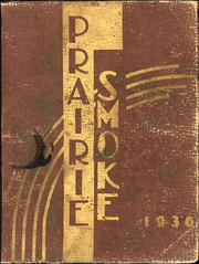 1936 Edition, Dickinson State University - Prairie Smoke Yearbook (Dickinson, ND)