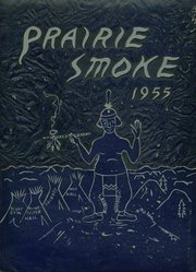 1955 Edition, Dickinson State University - Prairie Smoke Yearbook (Dickinson, ND)