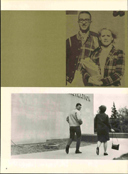 Page 10, 1968 Edition, Minot State University - Beaver Yearbook (Minot, ND) online yearbook collection