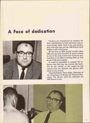 Page 13, 1968 Edition, Minot State University - Beaver Yearbook (Minot, ND) online yearbook collection