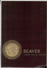 Page 1, 1969 Edition, Minot State University - Beaver Yearbook (Minot, ND) online yearbook collection