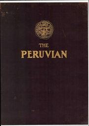 Peru State College - Peruvian Yearbook (Peru, NE) online yearbook collection, 1915 Edition, Page 1