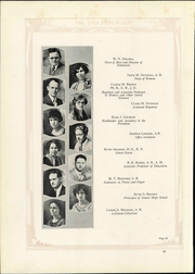 Page 16, 1929 Edition, Peru State College - Peruvian Yearbook (Peru, NE) online yearbook collection
