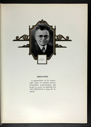 Page 13, 1933 Edition, Peru State College - Peruvian Yearbook (Peru, NE) online yearbook collection