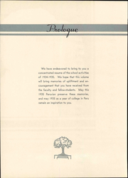 Page 10, 1935 Edition, Peru State College - Peruvian Yearbook (Peru, NE) online yearbook collection