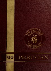 Peru State College - Peruvian Yearbook (Peru, NE) online yearbook collection, 1966 Edition, Page 1