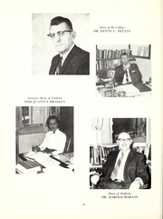 Page 14, 1966 Edition, Peru State College - Peruvian Yearbook (Peru, NE) online yearbook collection