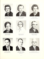Page 15, 1966 Edition, Peru State College - Peruvian Yearbook (Peru, NE) online yearbook collection
