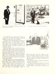 Page 9, 1966 Edition, Peru State College - Peruvian Yearbook (Peru, NE) online yearbook collection