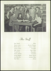 Page 11, 1948 Edition, Concordia University Nebraska - Comet Yearbook (Seward, NE) online yearbook collection