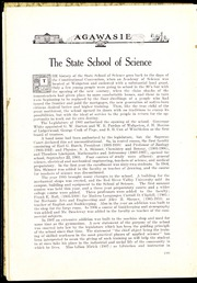 Page 14, 1914 Edition, North Dakota State College of Science - Agawasie Yearbook (Wahpeton, ND) online yearbook collection