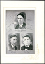Page 13, 1930 Edition, North Dakota State College of Science - Agawasie Yearbook (Wahpeton, ND) online yearbook collection